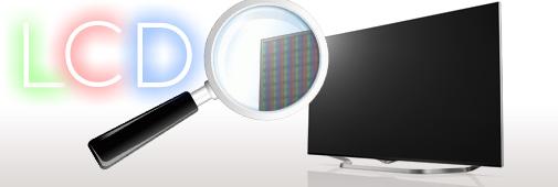 Technologies des dalles LCD