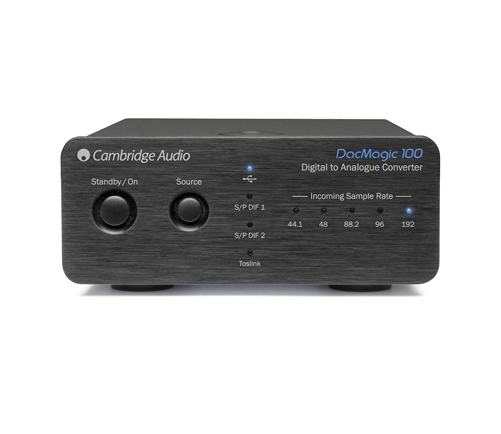 DAC CAMBRIDGE DacMagic 100