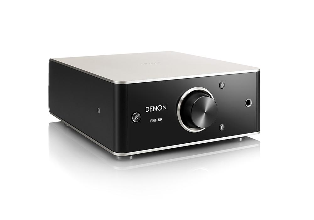 Ampli Hi-Fi numérique DENON PMA-50