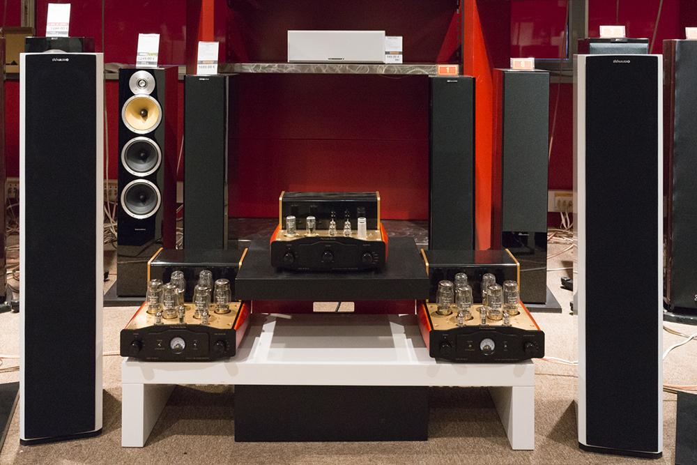 Le mois du son chez Cobra - Installation Pier Audio