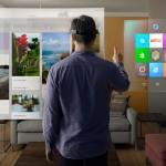 Démo Microsoft HoloLens Casque VR RA (2)
