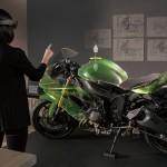 Démo Microsoft HoloLens Casque VR RA (1)