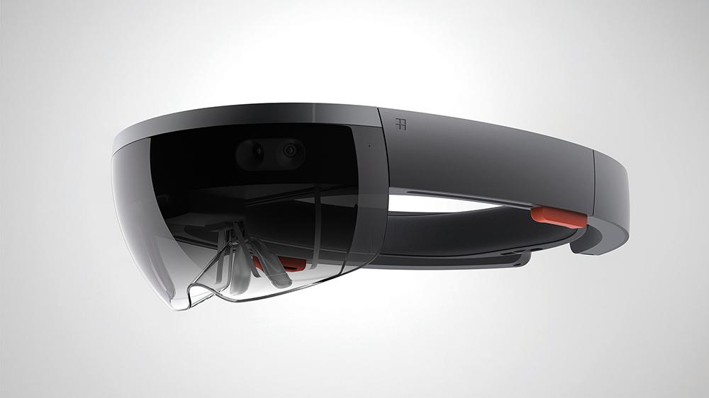 Lunettes VR / RA Microsoft HoloLens