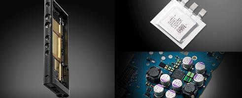 Avec ses composants audiophiles, le Sony ZX2 ne fait aucun compromis !