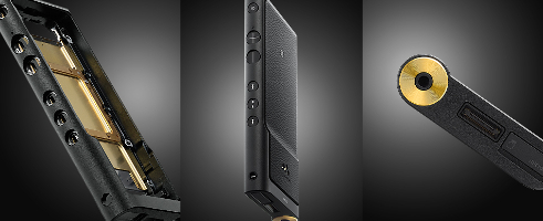 Le Sony ZX2 est le walkman haut de gamme de la marque japonaise