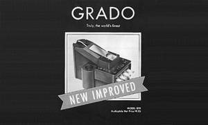 Publicité Grado de 1964