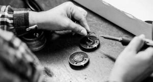 Une fabrication à la main depuis 1953 !
