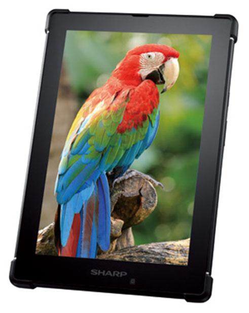 Première tablette MEMS de Sharp