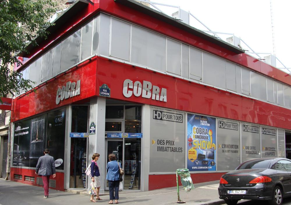 Magasin Cobra Paris : faites dézoner votre lecteur Blu-ray/DVD !