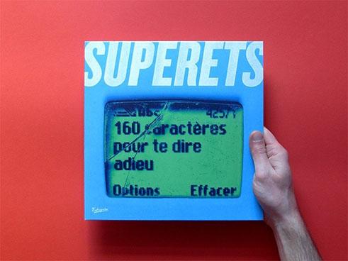 Pochette de Superets
