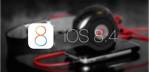 iOS 8.4 et Beats
