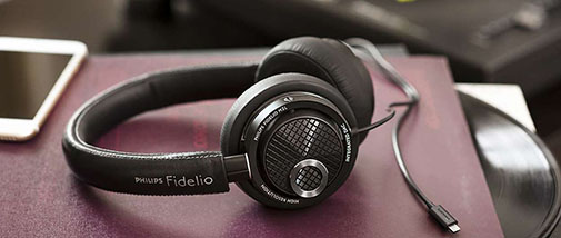 Casque Philips Fidelio M2L