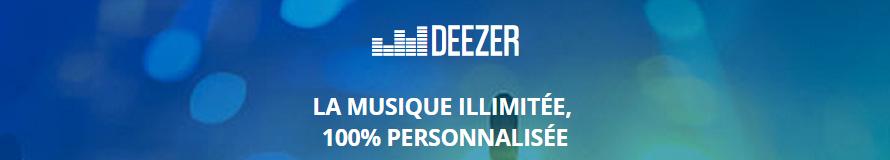 Deezer Elite en écoute illimitée