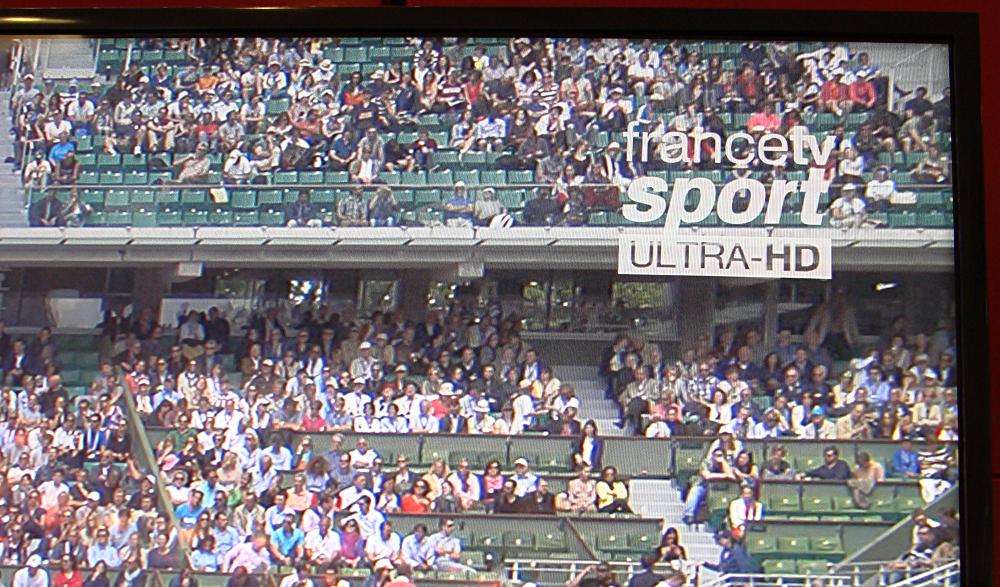 La TNT Ultra HD arrive : la preuve, FranceTV Sport est déjà opérationnel !