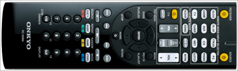 telecommande onkyo tx-nr646
