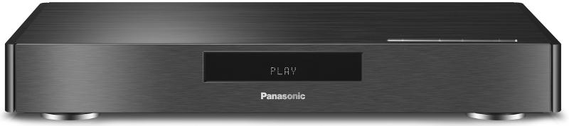 Le premier prototype de lecteur Ultra HD Blu-ray présenté par Panasonic