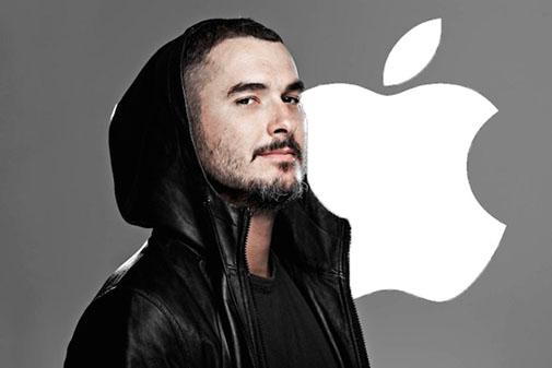 Zane Lowe passe chez Apple