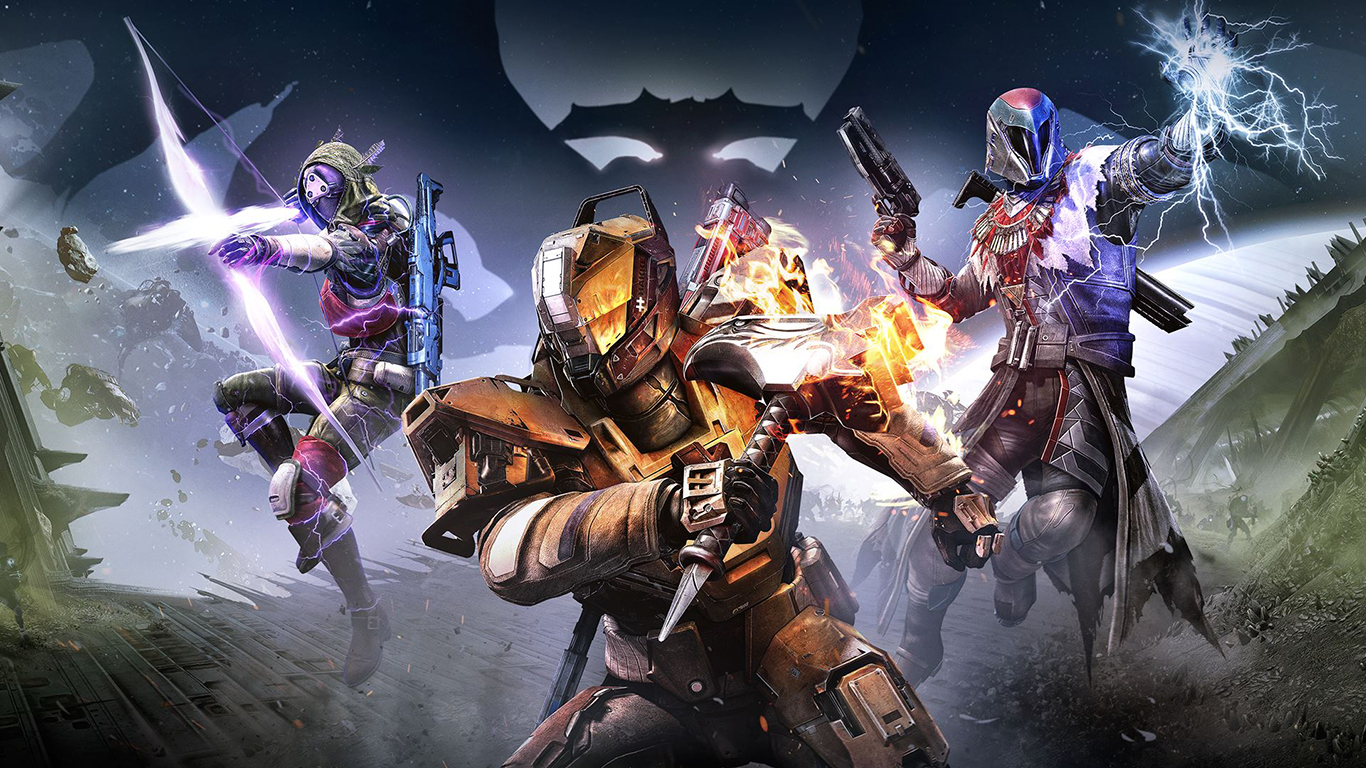 Destiny The Taken King : 2015 Bungie