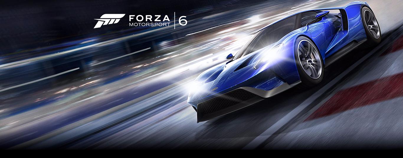 Forza Motosport 6 2015 Microsoft Xbox One