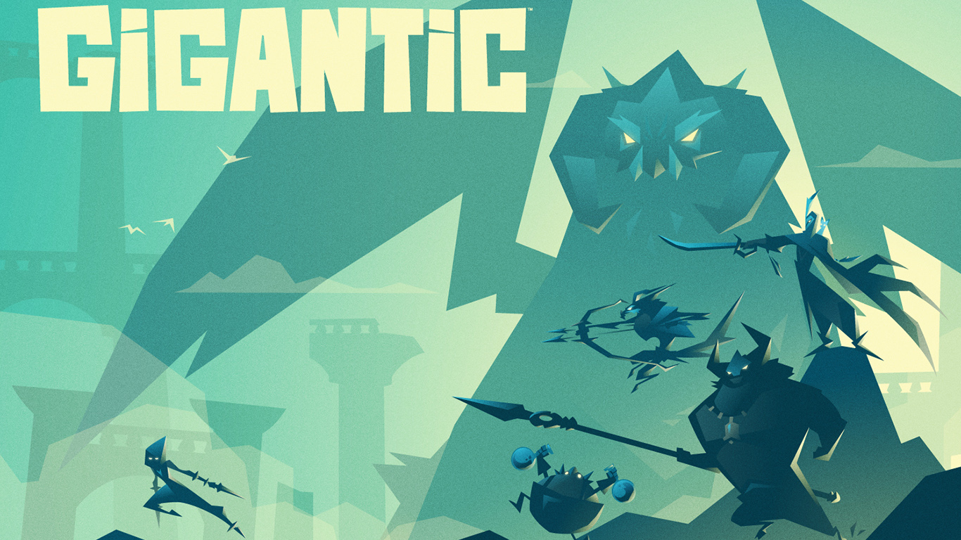 Gigantic 2015 Microsoft Xbox One