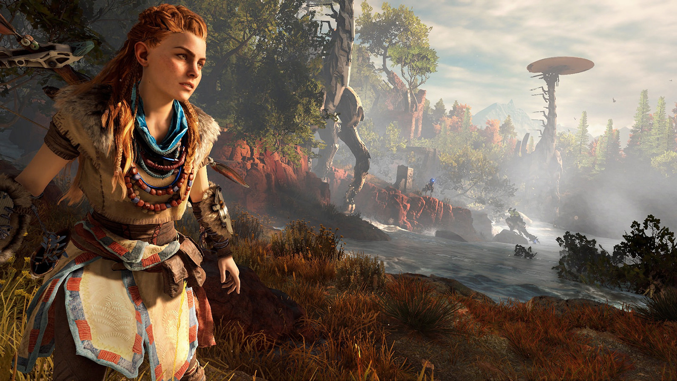 Horizon Zero Dawn 2015 Sony_PS4 (2)