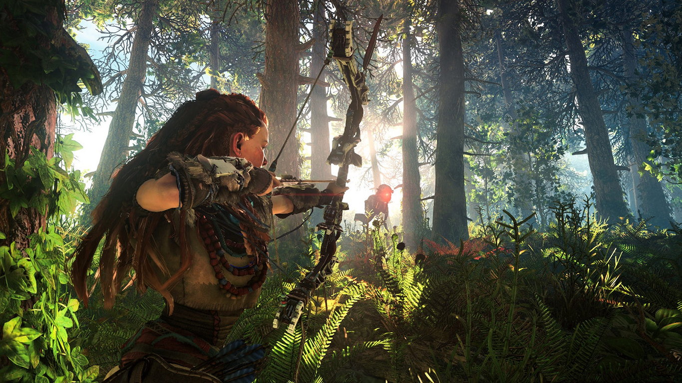 Horizon Zero Dawn 2015 Sony_PS4 (3)