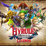 Hyrule Warriors Legend 2016 3DS