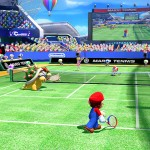 Mario Tennis Ultra Smash 2015 Wii U : Screenshot (1)