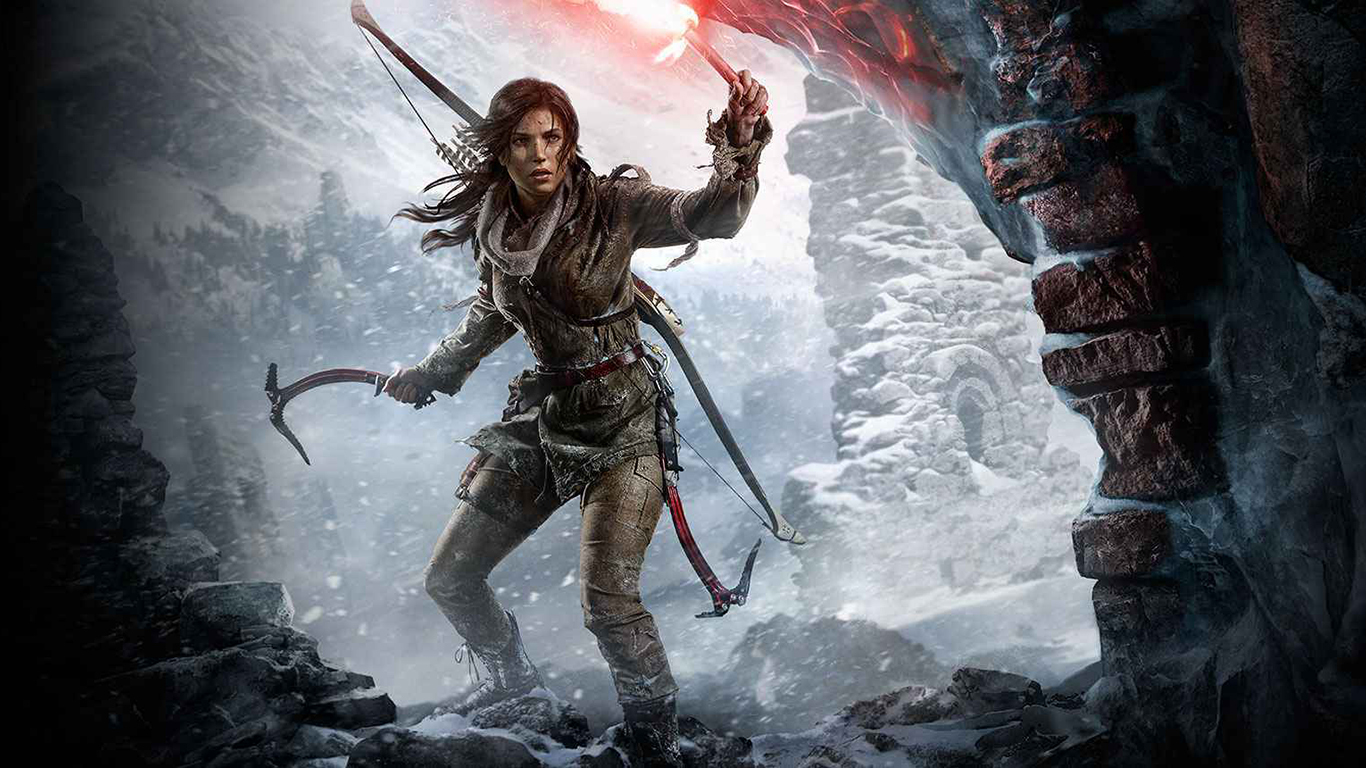 RISE Of The Tomb Raider 2015 Microsoft Xbox One : Concept Art