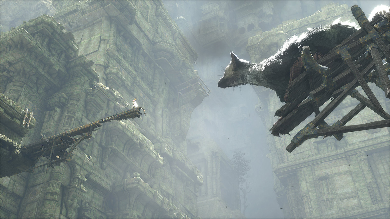 The Last Guardian : Screen 2015 PS4 (2)