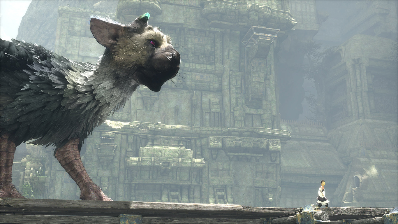 The Last Guardian : Screen 2015 PS4 (1)