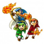 The Legend of Zelda triForce_Heroes 2015 3DS