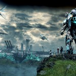 Xenoblade Chronicles X 2015 Wii U : llustration