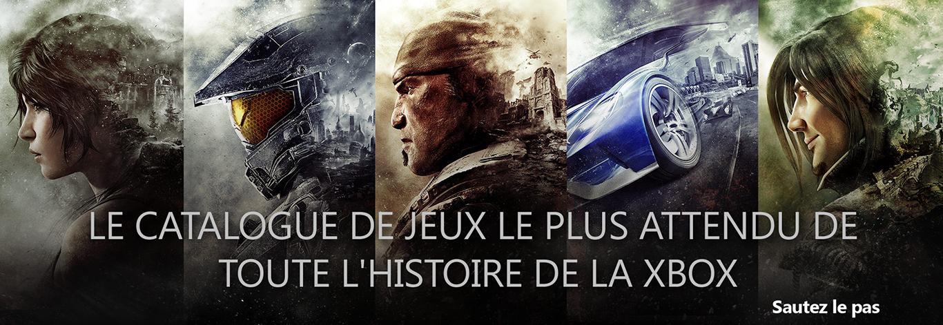Microsoft Xbox One - Jeux E3