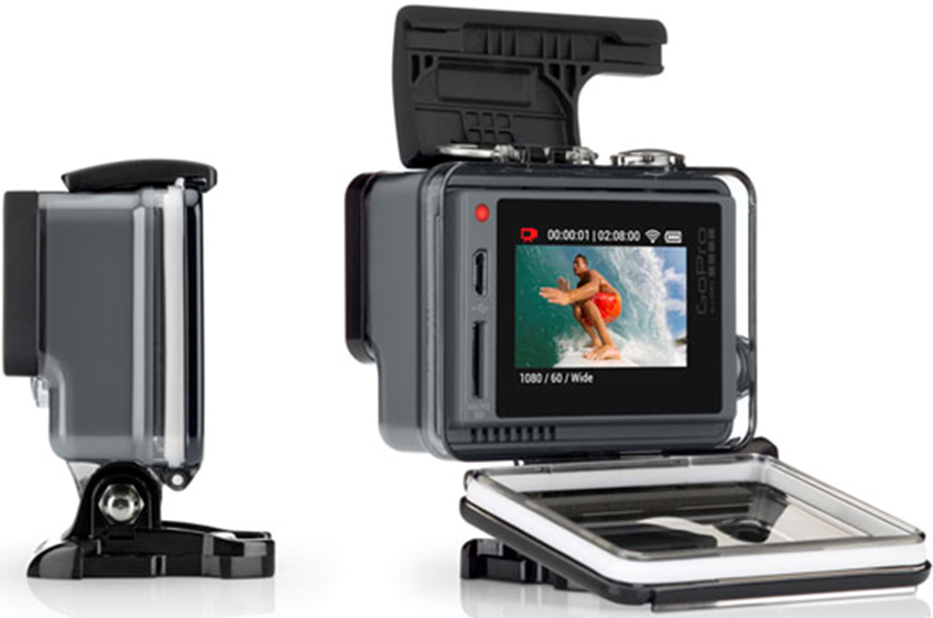 Nouvelle GoPro HERO Plus LCD