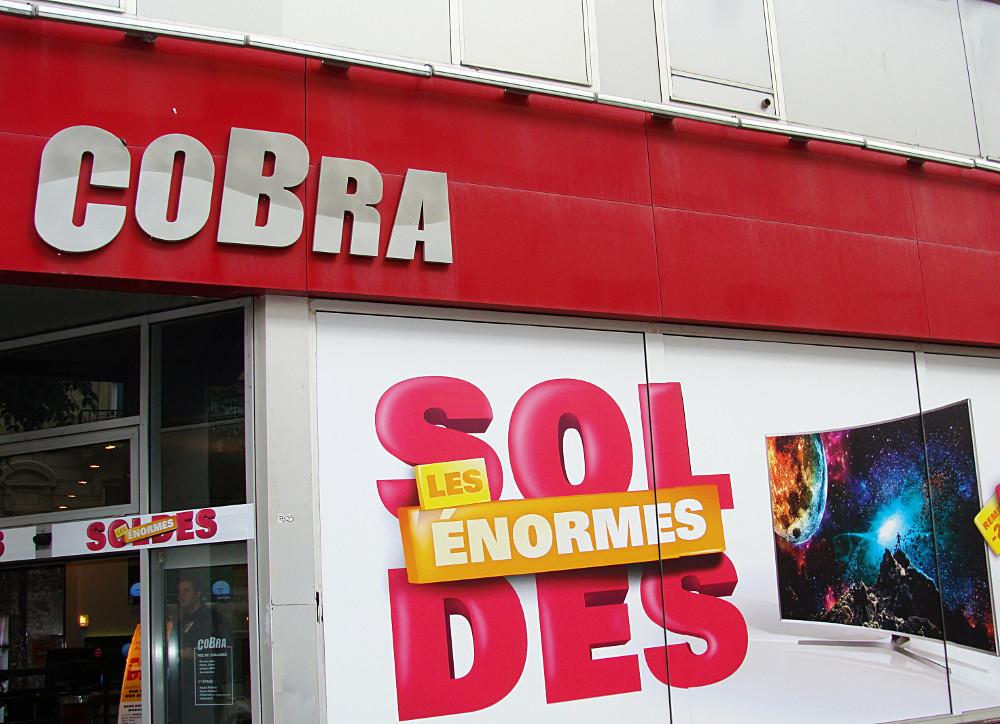 C'est les Soldes en magasins et sur internet !!!