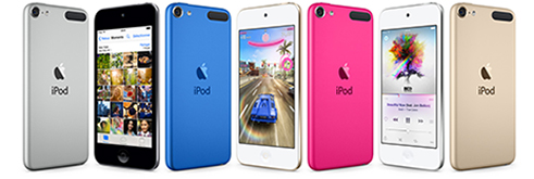 Nouvel Apple iPod Touch (2015)