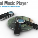 Concept Art Dual Music Player par Kim Yong Seong