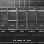 Histoire de Marshall - 40 ans de gros son - 2005