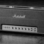 Histoire de Marshall - Le Marshall JTM45 - 1966