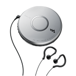Sony D-EJ011 - CD Walkman (2015)