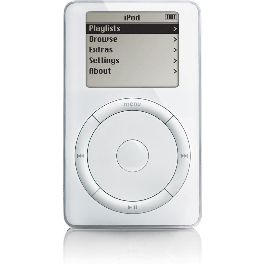 iPod Classic - 1ère génération