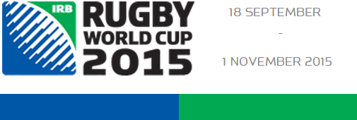 RWC 2015 : Coupe du Monde de Rugby 2015