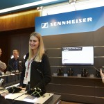 IFA Messe berlin - Stand Sennheiser (Sources : Messe Berlin)