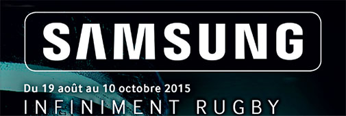 ODR Infiniment Rugby Samsung