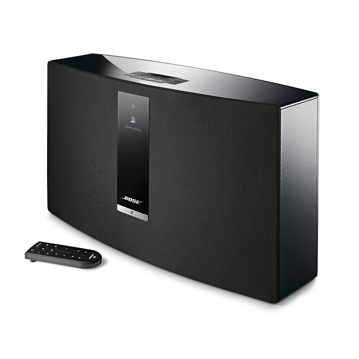 how to play itunes on bose soundtouch 20