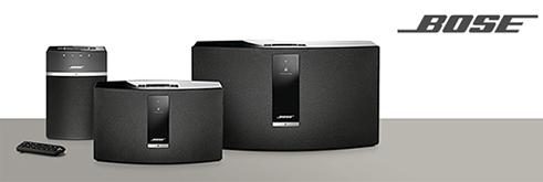 Bose® SoundTouch® 10, 20 série III, 30 série III