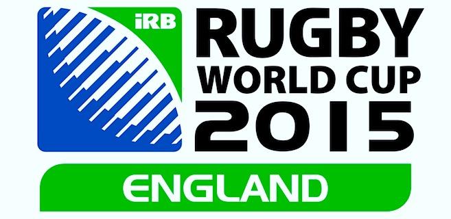 Logo de la Coupe du Monde de Rugby 2015