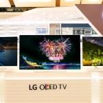 Gamme LG OLED TV 4K UHD - 55EG920V - 65EF950V - 55EG910V