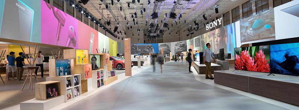 Sony à l'IFA 2015 de Berlin